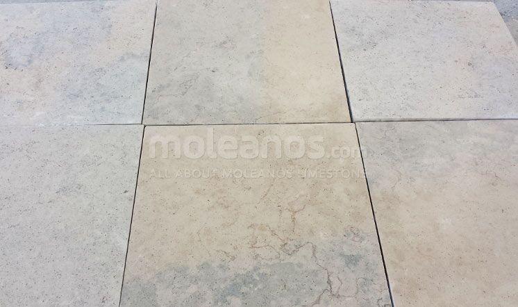 Moleanos Blue Limestone Mixed
