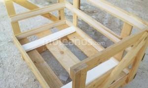 Limestone Crate