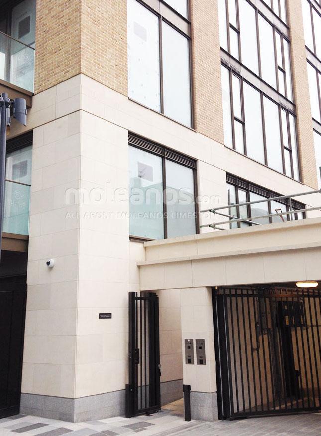 Moleanos Fine cladding London