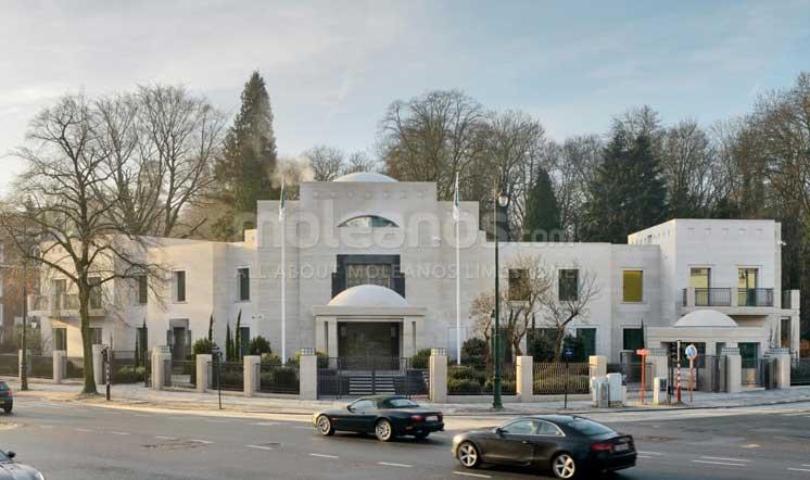 qatar-embassy-brussels-moca-cream-limestone